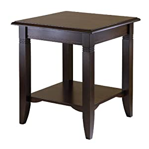 Winsome Wood Nolan End Table from Winsome Wood