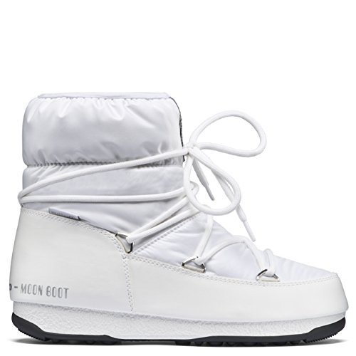 Low e Boot Silber Boot W Moon Wei� Moon Moon Boot FqwCxS4