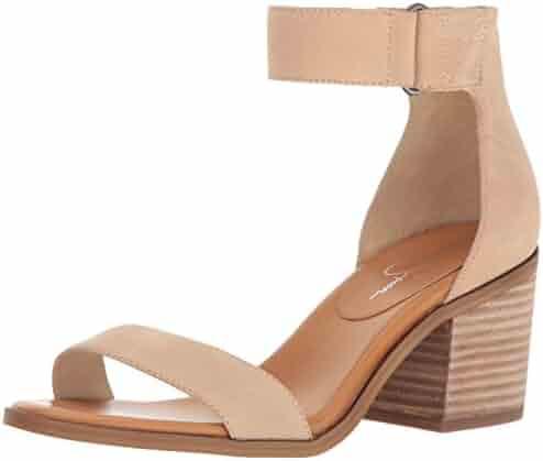Jessica Simpson Women's Rylinn Heeled Sandal