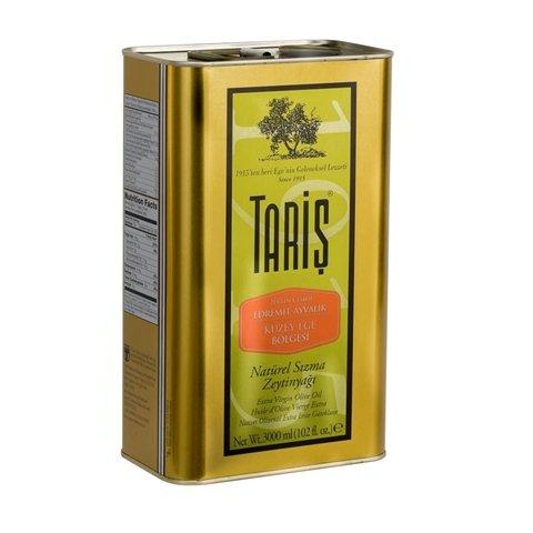 Taris Extra Virgin Olive Oil, North Aegean Region (102 fl.oz.)