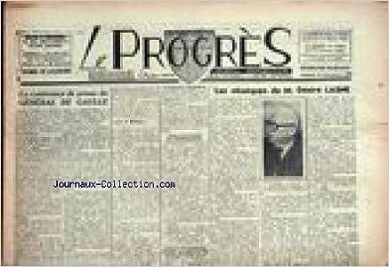 91e028a15b757 🚩 Télécharger ebook free pc pocket PROGRES (LE) du 01 09 1960 ...