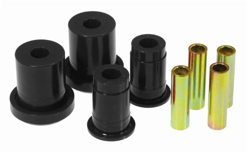 Prothane 6-217-BL Black Front Hydro Control Arm Bushing Kit (Mustang Control Bushings Front Arm)