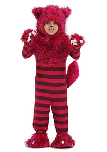 Baby Cheshire Cat Costume (Toddler Deluxe Cheshire Cat Costume - 4t)