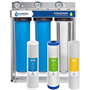 Water Filters And Filtration Systems Explained -- Remove ...