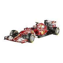 Hot wheels BLY68 2014 Ferrari F1 F14 T Formula 1 F2014 Kimi Raikkonen 1-18 Diecast Car Model