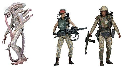 "NECA Aliens 7"" Scale Series 9 Action Figure Assortment"