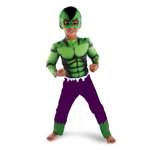 The Incredible Hulk - Size: 3T-4T (I M A Super Hero Costume)