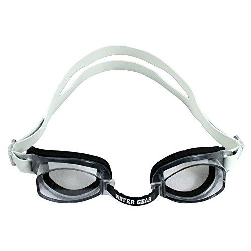 Water Gear Racer Anti-Fog Goggle - Clear (Racer Goggle Fog Anti)