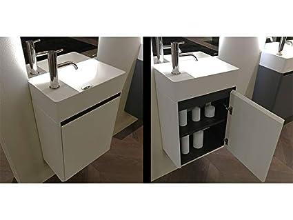 Mobile bagno Antonio Lupi Simplo SMPAMANI - - Amazon.com