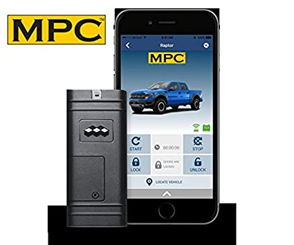 Remote Car Starter App >> Mycar Control App For Mpc Remote Start Kit Using Your Smart Phone Includes Programmer 1 Year Subscription