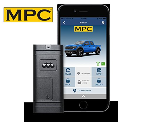 MyCar Control App for MPC Remote Start Kit Using Your Smart Phone - Includes Programmer - 1 Year Subscription