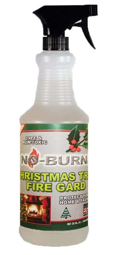 No-Burn Christmas Tree Fire Gard