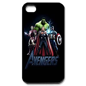 DIY phone case The Avengers cover case For iPhone 4,4S AS2L7749567