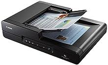 Escáner de documentos Canon imageFORMULA DR-F120 ( 20 ppm, 50 hojas ADF, escáner portatil)