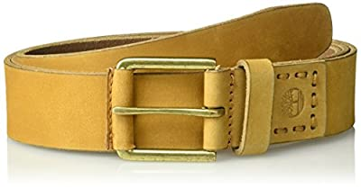 Timberland Men's Big and Tall Casual Leather Belt