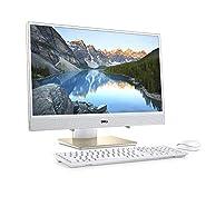 Dell Inspiron24 3000, All in One Desktop, 23.8 FHD Touchscreen Premium 2019 Computer, AMD Core A9-9425 4GB DDR4, 500GB HDD, AMD Radeon R5 802.11ac Bluetooth 4.1 Keyboard&Mouse MaxxAudioR Win 10