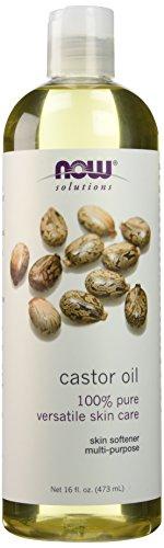 Now Foods Castor Oil 16 oz (2 pack)