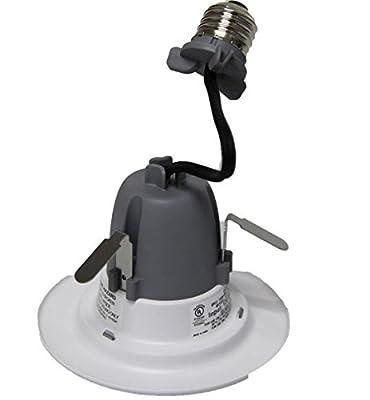 65W Equivalent Day Light White (5000K) BR30 E26 Dimmable LED Down Light Bulb