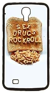 Sex Funny Pattern Hard Case for Samsung Galaxy Mega 6.3 I9200 I9205 ( Sugar Skull )