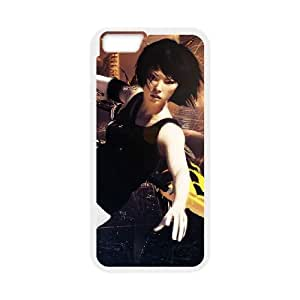 Mirror's Edge iphone 6s 4.7 Inch Cell Phone Case White Customized gadgets z0p0z8-3213726