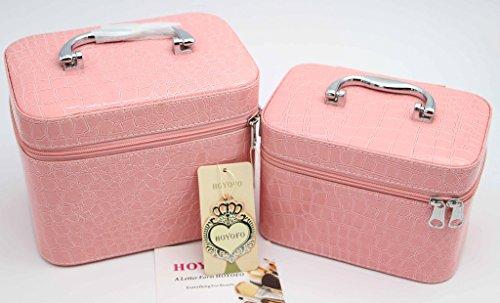 HOYOFO 2 Piece Texture Cosmetic Makeup