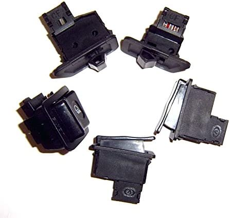 Schalter Set 5 Teilig Lichtschalter Hupe Abblend Fernlicht E Start Blinker Schalter Z B Für Benzhou Yiying Rex Baotian China Roller Gy6 Auto