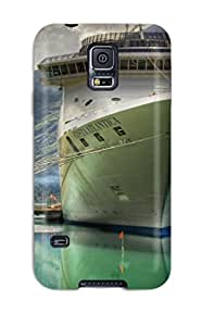 Wendy Uhle's Shop 2061800K52129732 Galaxy Case - Tpu Case Protective For Galaxy S5- Ship