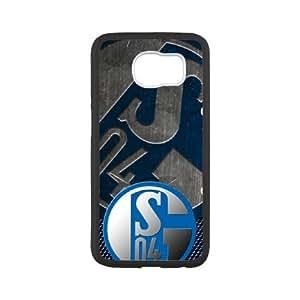 Custom Phone Case FC Schalke 04 For Samsung Galaxy S6 A56560