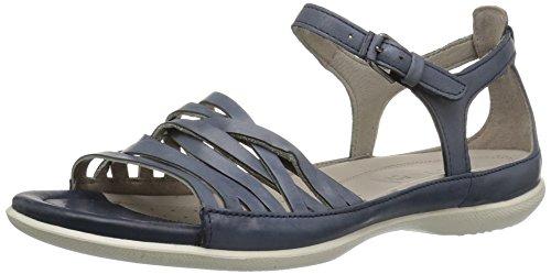 Femme Flash Sandales 2038marine Blau Ecco 4R0wx