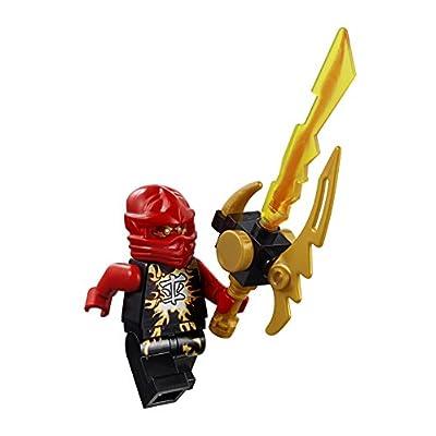LEGO Ninjago Airjitzu Kai Flyer 70739 Building Kit: Toys & Games