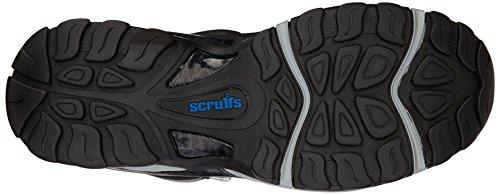 Scruffs Speedwork Sicherheitsstiefel S1P SRA HRO - Calzado de protección Unisex adulto Negro