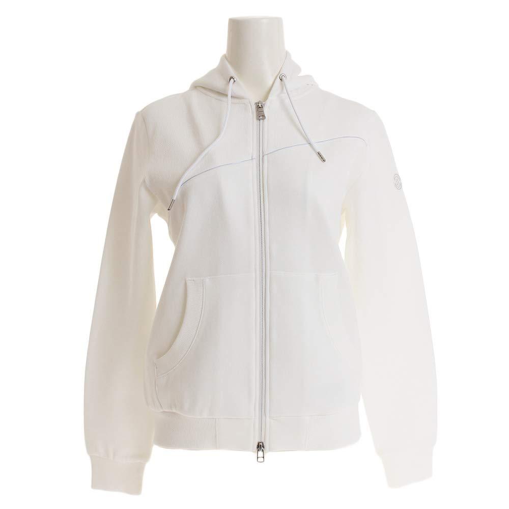 セントアンドリュース(セントアンドリュース) White Label ダンボールニットパーカー 043-9162256-030 M ホワイト B07P988N7Z