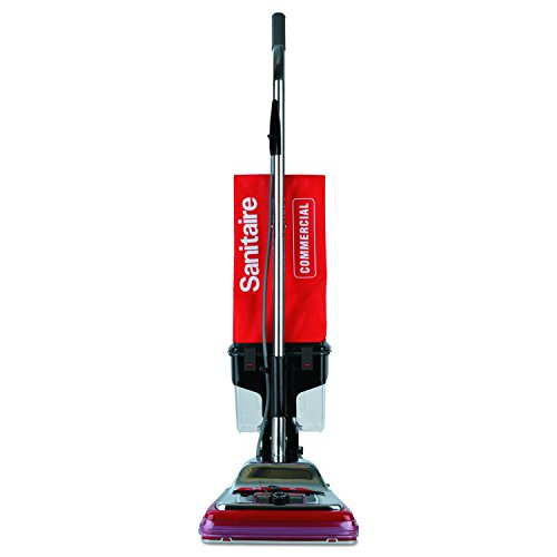 Sanitaire 887 Commercial Upright with EZ Kleen Dirt Cup, 7 Amp, 12