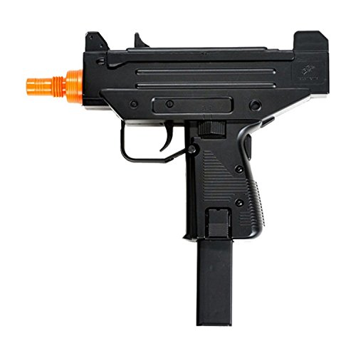 ing Airsoft Uzi Style Airsoft Gun Pistol - Black (Electric Uzi)