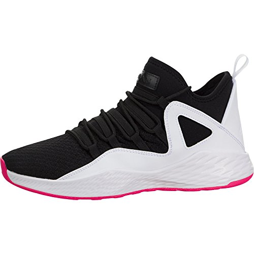Jordan Kids Formula 23 GG, BLACK/HYPER PINK-WHITE, Youth Size 4 by Jordan