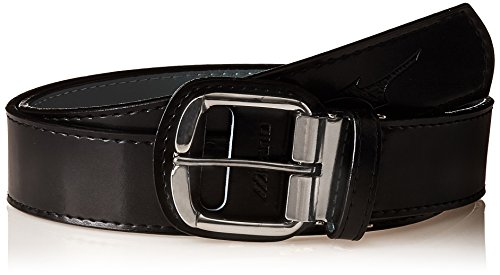 Mizuno Adult Classic Belt, Black, 40-Inch