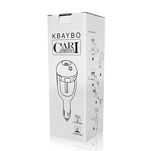 KBAYBO Car Aroma Diffusers & Cool