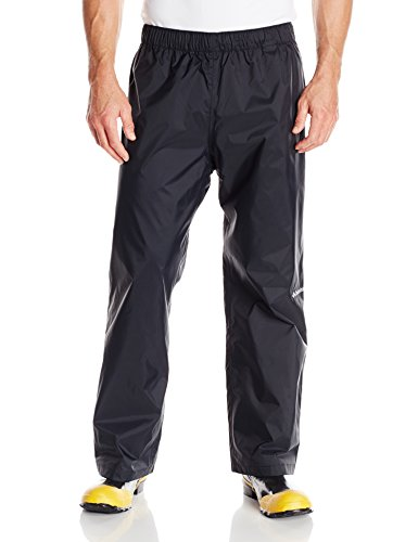 Tall Rain Gear - Columbia Men's Big & Tall Rebel Roamer Pant,Black,4x x 32