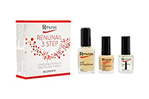Dr Lewinn's Renunail 3 Steps to Longer Stronger Nails