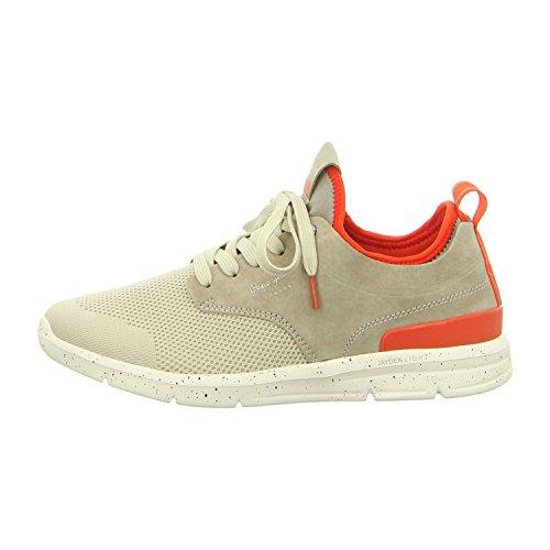 6425e3d4ca0 Pepe Jeans London Herren Jayden Tech Sneaker Stone - vitalogie-sg.de