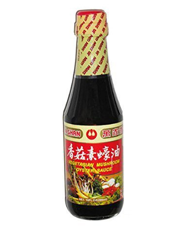 Vegetarian Mushroom Oyster Sauce, 10 fl. - Eggplant Sauce Recipe