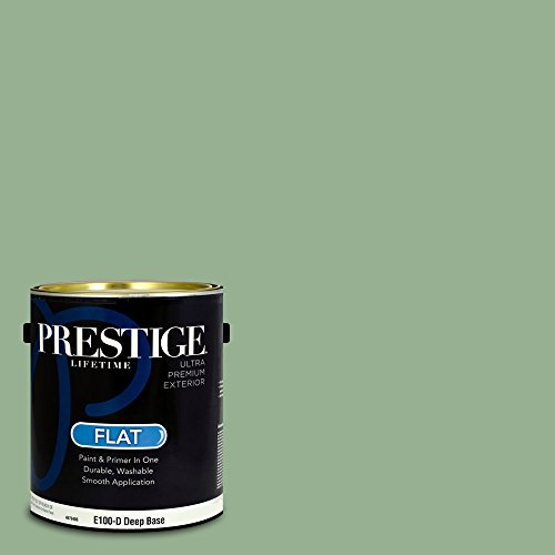 Prestige Paints E100-D-SW6451 Exterior Paint and Primer in