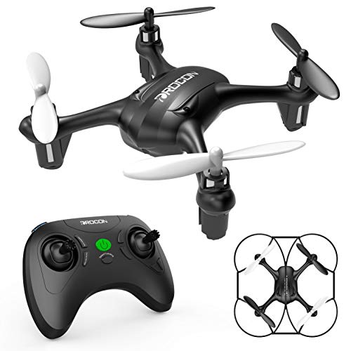 DROCON Mini Drone Quadcopter for Kids and Beginners with Altitude Hold, Headless Mode, One-Key Take-Off/Landing & Return