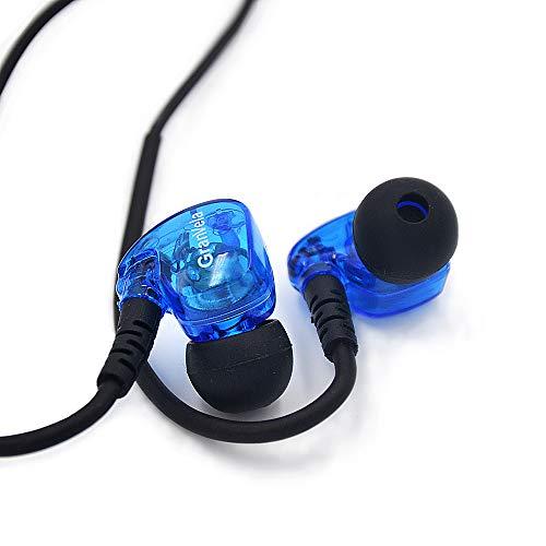 Best Granvela Gaming Phones - Granvela GV1 Waterproof Sports Earphones Running