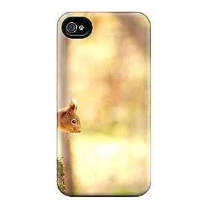 New Design Shatterproof Llh33961VWBJ Cases For Iphone 6 (little Squirrel)