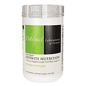 Davinci Labs - Spectra Infinite Nutrition 1.44 kg [Health and Beauty]