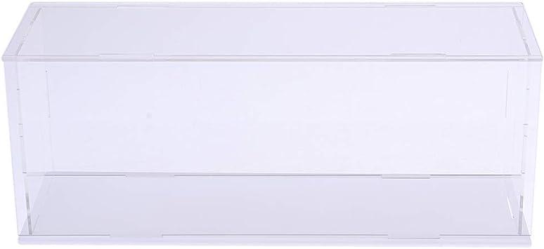 non-brand Caja de Protección Grande de Acrílico para Juguetes ...