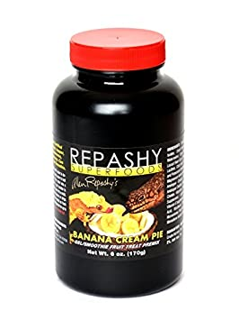 Repashy Banana Cream Pie Gel/Smoothie Fruit Treat Mix (12oz) Repashy Superfoods