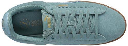 Puma Da Donna Vikky Platform Sneaker Aquifero-aquifero-oro Metallizzato