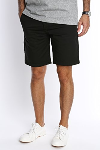 Pembrook Men Shorts - Flat Front Classic Casual Fit - Comfortable Stretch – Everyday Essential